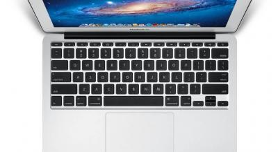 Macbook nuoma Apple Macbook Air 11