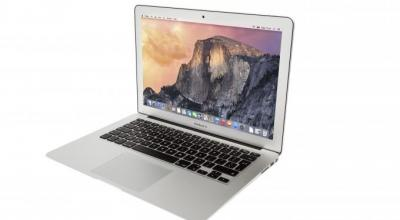 Macbook nuoma - Apple Macbook Air 13