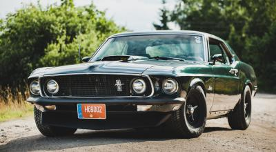 Ford Mustang nuoma